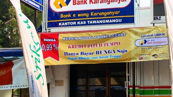 BPR Bank Karanganyar Buka Kantor Baru