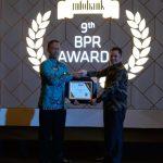 BPR Bank Karanganyar Raih Penghargaan Infobank 2018